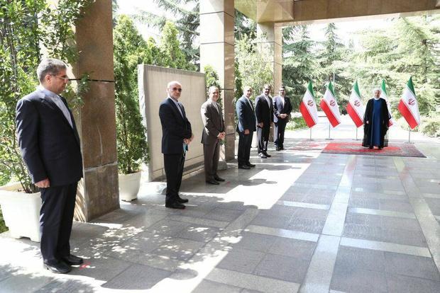 روحانی+سفیران+ایران
