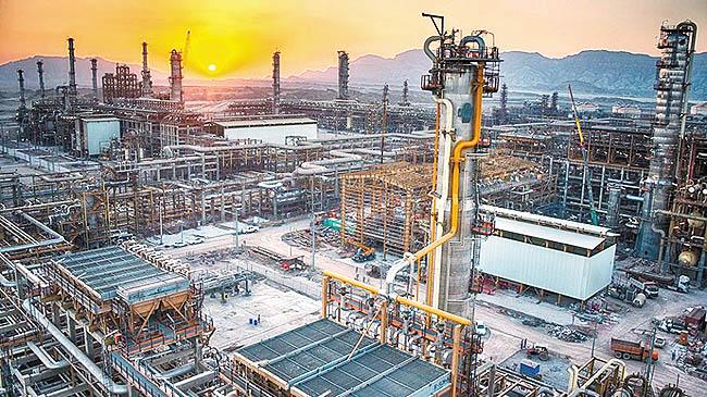 پالایشگاه میعانات گازی ستاره خلیج فارس 1
