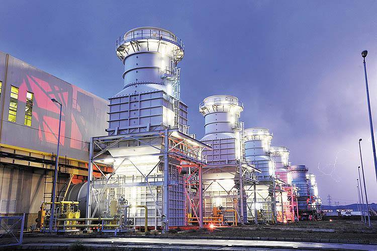 نیروگاه سیکل ترکیبی سبلان