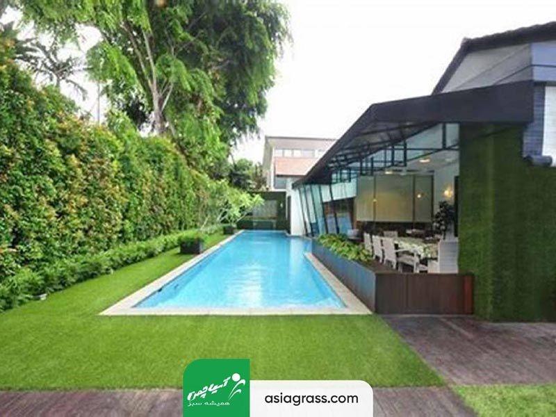 حیاط سبز