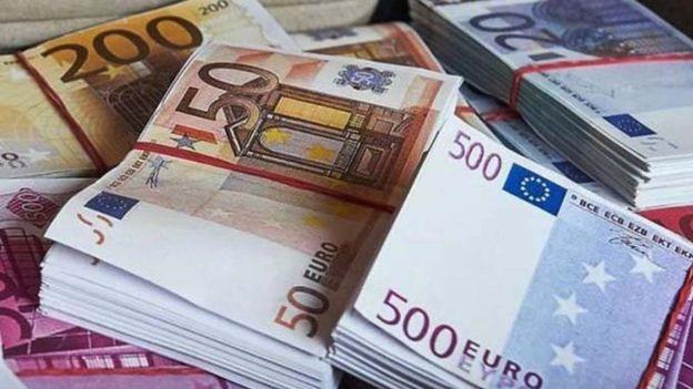 قیمت یورو امروز اول مرداد 98