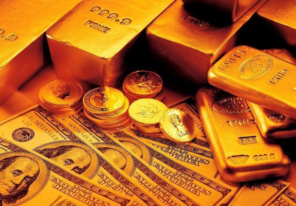 قیمت طلا، سکه و دلار 123