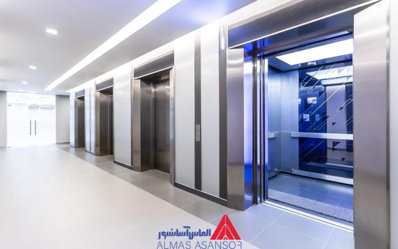 الماس آسانسور