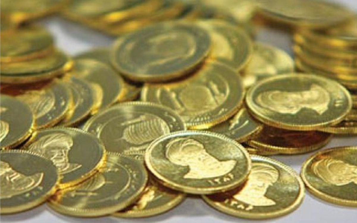 قیمت سکه 123