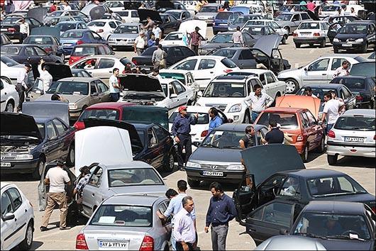 بازار فروش خودرو