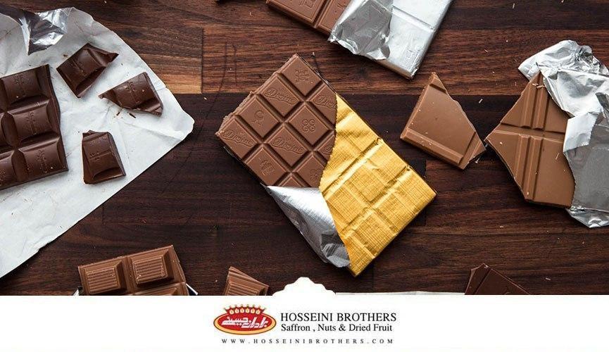شکلات حسینی