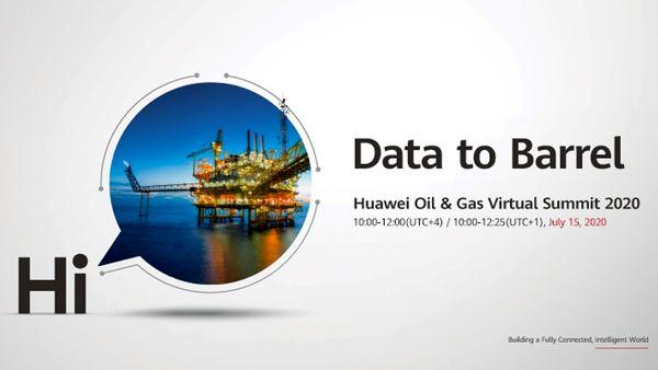 تحول در حوزه نفت و گاز با فناوری های هوآوی