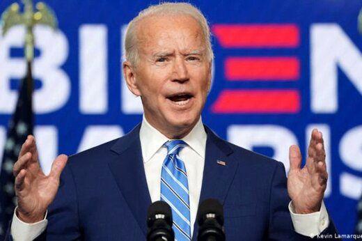 پیام جو بایدن به نظامیان آمریکا