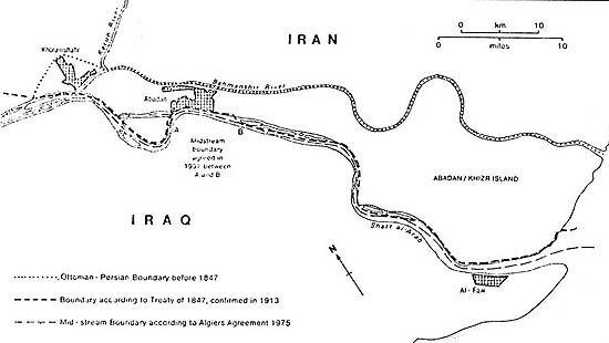 قرارداد مرزی 1937