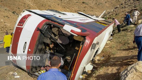 تسلیت قالیباف در پی درگذشت 2 خبرنگار در حادثه واژگونی اتوبوس