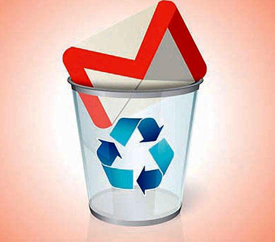 دسترسی دوباره به ایمیلهای پاک شده در جیمیل
