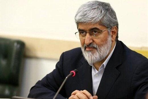 واکنش علی مطهری به درگیری شدید حدادعادل و احمدی نژاد