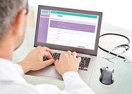 گام اول نسخه پزشکی آنلاین