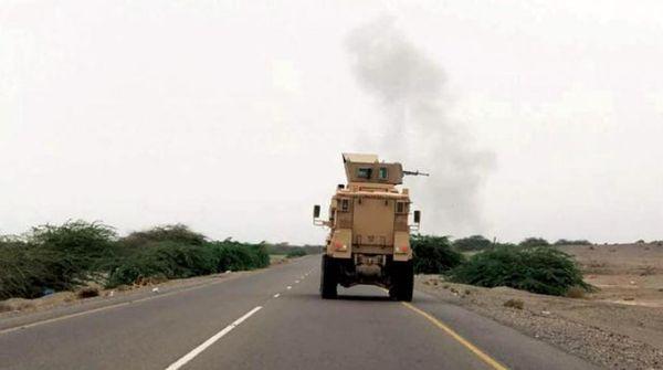 سلسله حملات جنگندههای ائتلاف سعودی به استانی در یمن