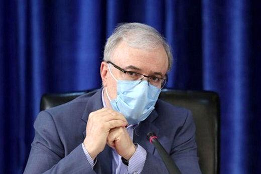 جزئیات نامه وزیر بهداشت به رهبر انقلاب