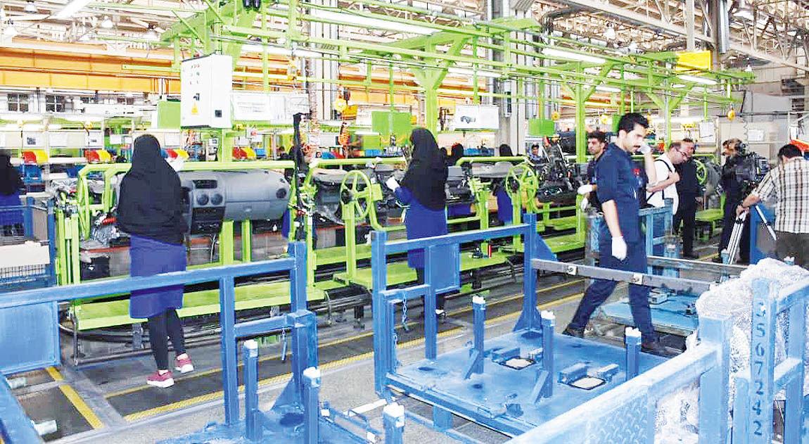 تحقق جهش تولید در بزرگترین و پیشرفتهترین قطعهساز کشور