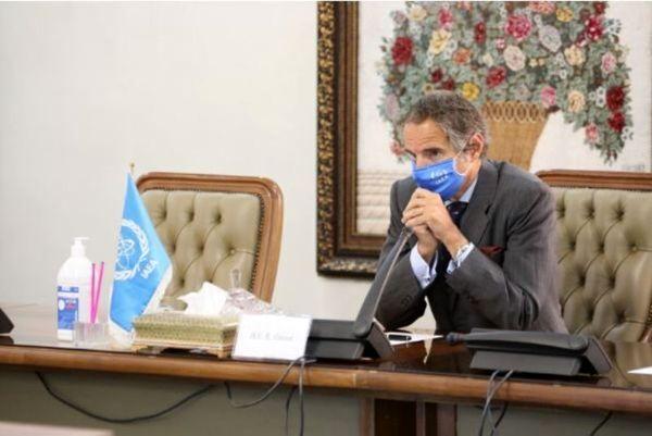 مدیر کل آژانس انرژی اتمی تهران را ترک کرد