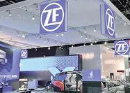 برنامه ZF برای تولید ون برقی