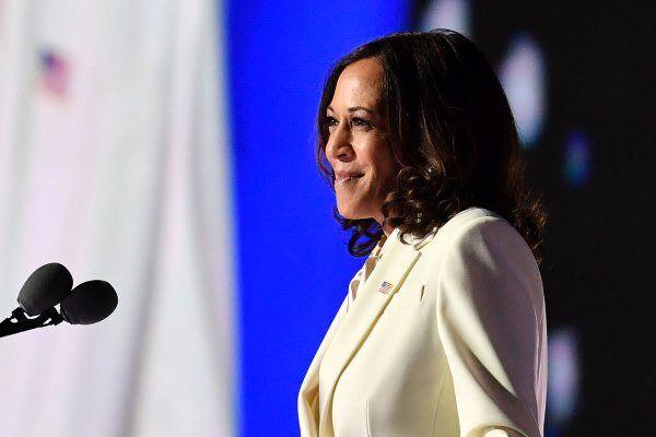 «کامالا هریس» از سنای آمریکا استعفا داد