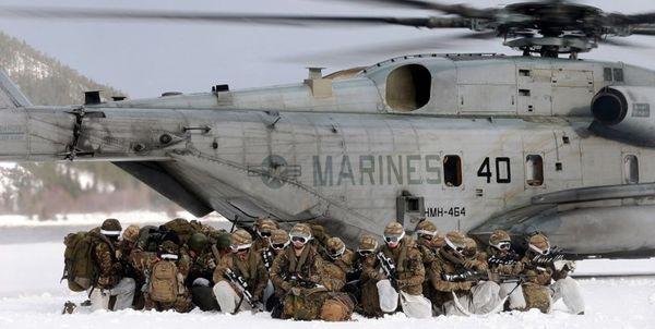 آمریکا در پی ایجاد تأسیسات نظامی جدید در همسایگی روسیه؟