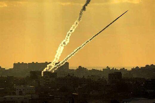 آژیر خطر در فلسطین اشغالی به صدا در آمد