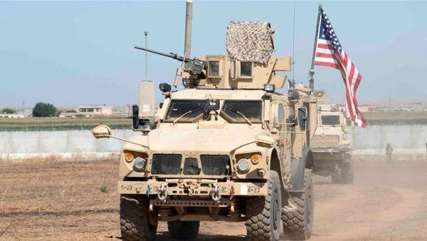 آغاز احداث پایگاه جدید آمریکا در مثلث مرزی سوریه، عراق و ترکیه