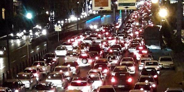 اعمال محدودیتهای ترافیکی در محورهای شمالی کشور