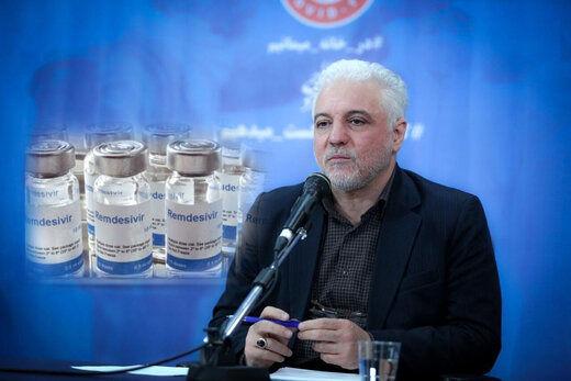 رمدسیویرهای مورد استفاده بیماران کرونایی در ایران تولید داخل است