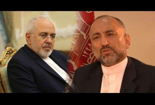 قدردانی وزیرخارجه افغانستان از ظریف
