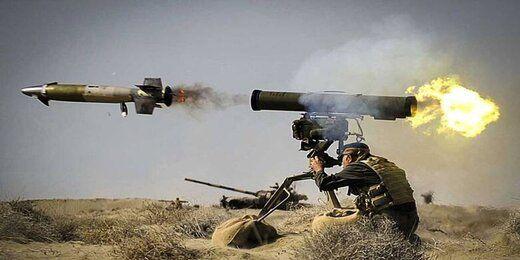 این موشک های شکست ناپذیر سپاه کابوس دشمنان شد+ تصاویر