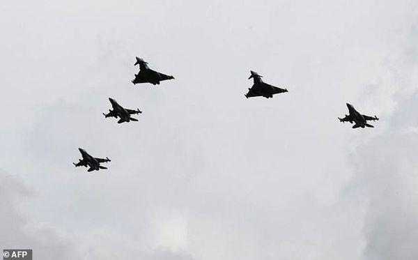 جنگندههای اسرائیل جنوب لبنان را بمباران کردند