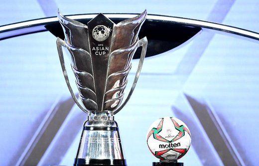 زمان برگزاری جام ملتهای آسیا اعلام شد