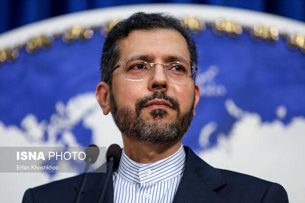 واکنش ایران به بیانیه تروئیکای اروپا درباره همکاری ایران و آژانس