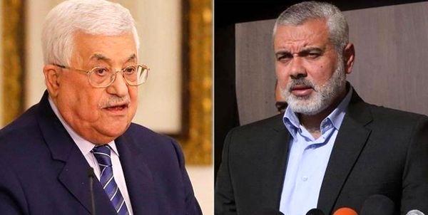 پاسخ مکتوب محمود عباس به نامه هنیه