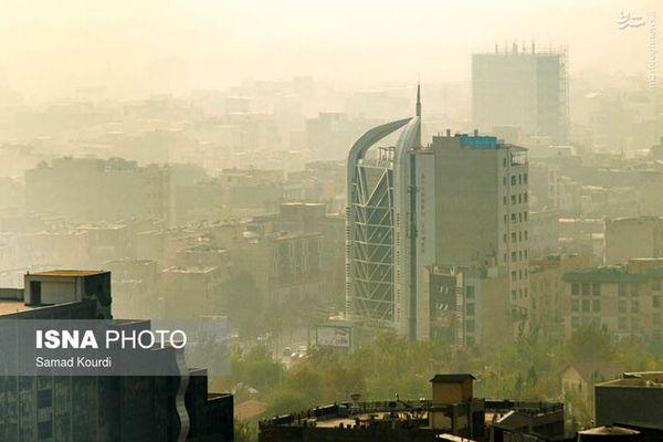 هم به دلیل کرونا هم به خاطر آلودگی از خانه خارج نشوید!