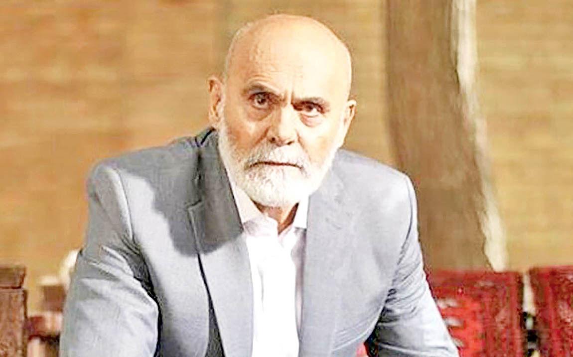 جمشید هاشمپور پرکارترین بازیگر جشنواره فجر