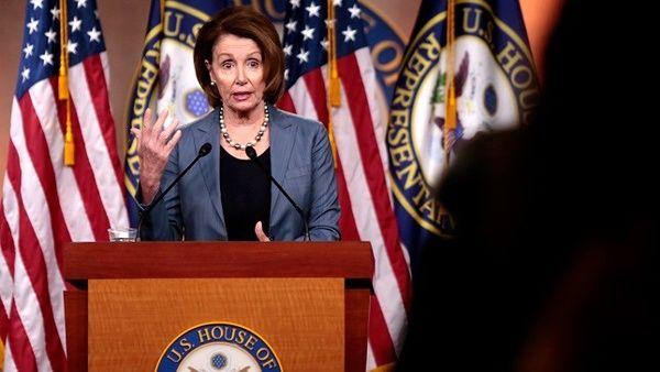 نانسی پلوسی: بایدن آرای الکترال کافی برای ورود به کاخ سفید را دارد