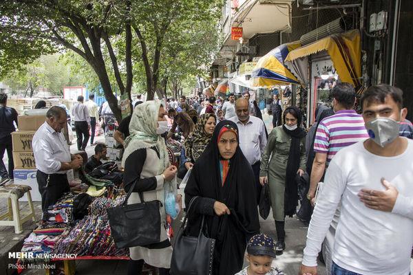 مبتلایان به کرونا در این شهر ایران 3 برابر شد
