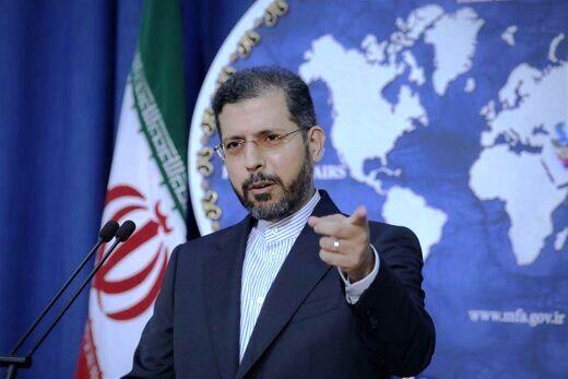 واکنش وزارت خارجه به اظهارات ضد ایرانی پمپئو