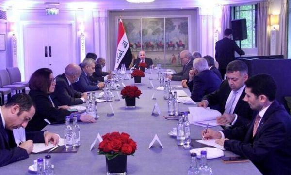تقابل تهران_واشنگتن محور گفتگوی فواد حسین با سفرای عربی در لندن