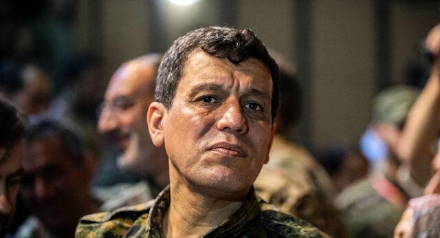 فرمانده کردهای سوریه دلخوش به وعده بایدن درباره گرفتار نشدن به سرنوشت افغانها