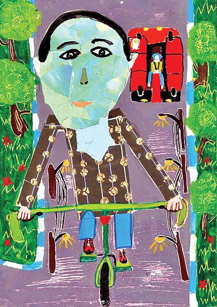 اثر کودک ایرانی در بین برگزیدگان کتابخانه بلوتنبرگ
