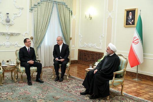 روحانی: دولت فعلی آمریکا، مجری سیاستهای رژیم صهیونیستی است/شهادت سپهبد سلیمانی، باعث عصبانیت ملت ایران است
