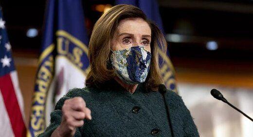 ترس نانسی پلوسی از تهدیدهای اخیر علیه کنگره