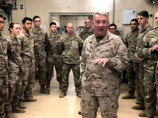 اظهارات مهم ژنرال مککنزی درباره تصمیم پنتاگون در افغانستان و عراق