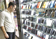 موبایل در التهاب بازار شب عید