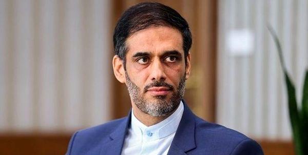 سعید محمد سمت جدید گرفت