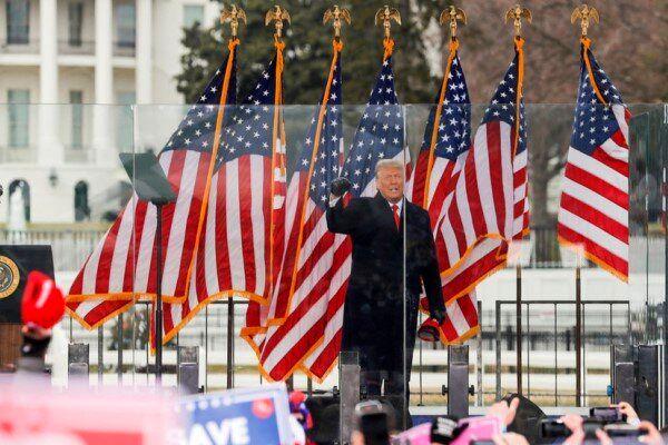 ترامپ اتهامها علیه خود را خلافِ قانون و ناقض آزادی بیان خواند