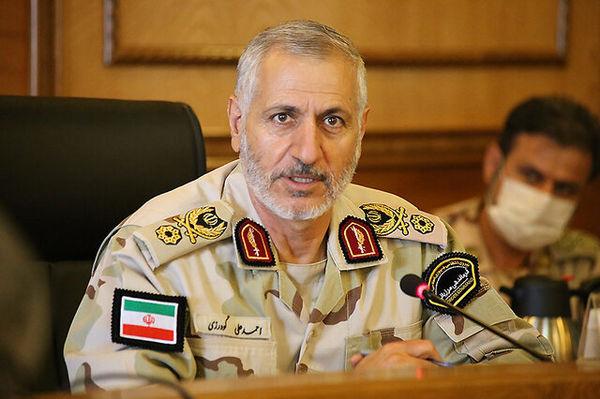 تاکید فرمانده مرزبانی ناجا بر لزوم تقویت و توسعه مناسبات مرزی ایران و ترکیه