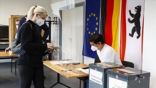 آمارهای انتخابات آلمان حاکی از مشارکت پایین است؟